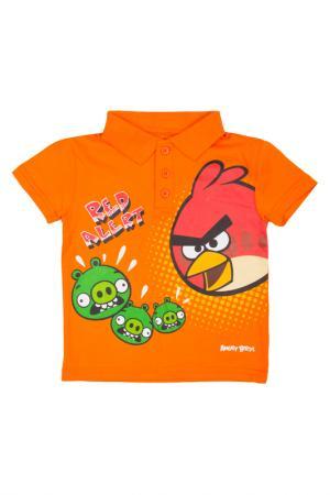 Комплект Angry Birds. Цвет: оранжевый