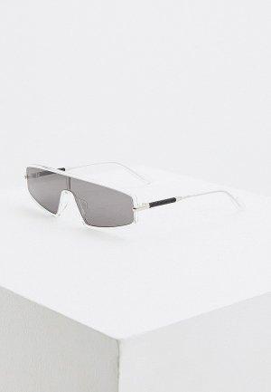 Очки солнцезащитные Christian Dior Homme DIORMERCURE 900. Цвет: прозрачный
