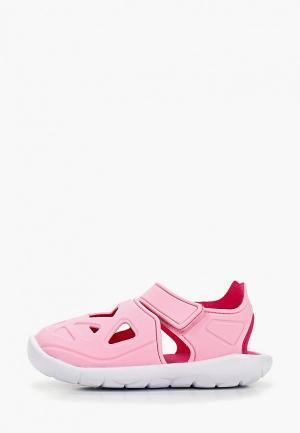 Сандалии adidas FORTASWIM 2 C. Цвет: розовый