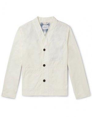 Пиджак ALBAM. Цвет: белый