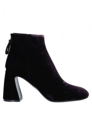 Полусапоги и высокие ботинки PREMIATA. Цвет: фиолетовый