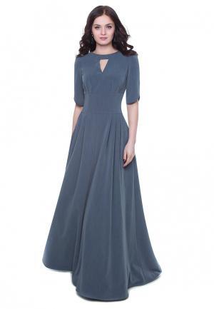 Платье Grey Cat MIHAEL. Цвет: серый