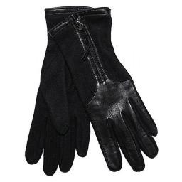 Перчатки 2776 черный AGNELLE