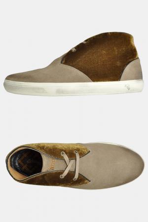 Ботинки Alberto Moretti. Цвет: бежевый