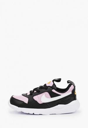 Кроссовки Nike PEGASUS 92 LITE (TD). Цвет: черный