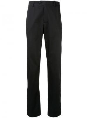 Прямые брюки с классической талией Gieves & Hawkes