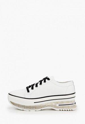 Кроссовки Dino Ricci Trend. Цвет: белый