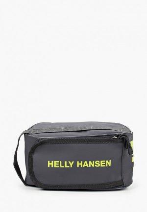 Несессер Helly Hansen HH SCOUT WASH BAG. Цвет: серый