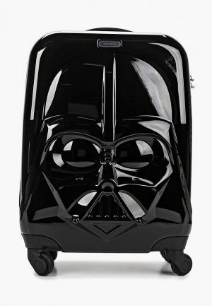 Чемодан Samsonite Star Wars by. Цвет: черный