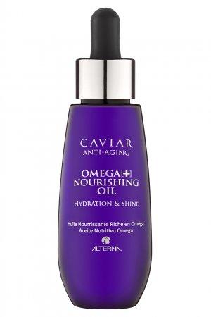 "Масло для волос Caviar Anti-Aging Omega+ Nourishing Oil ""Интенсивное питание Омега+"" 50ml Alterna. Цвет: без цвета"