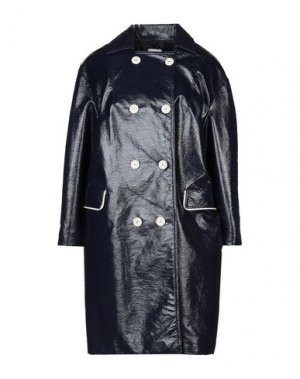 Легкое пальто ALYSI. Цвет: темно-синий