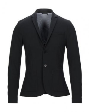 Пиджак PATRIZIA PEPE. Цвет: черный