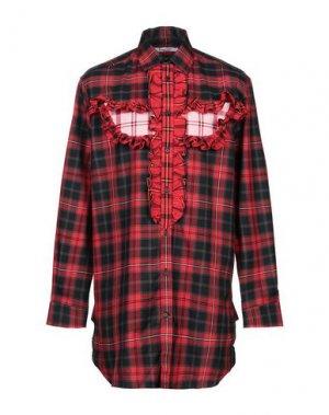 Pубашка GIVENCHY. Цвет: красный