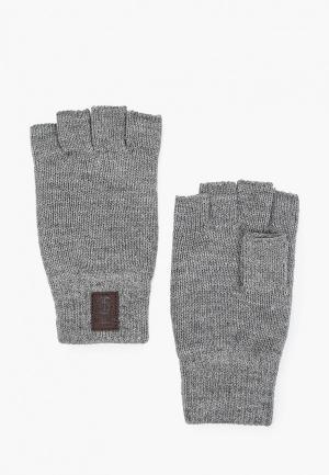Перчатки Only & Sons. Цвет: серый