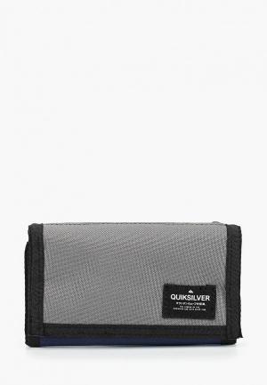 Портмоне Quiksilver QU192BMCFFW9. Цвет: мультиколор