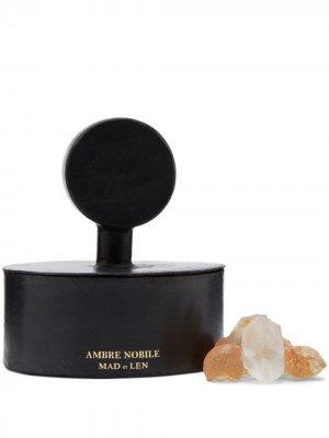 Ароматические камни Ambre Nobile MAD et LEN. Цвет: черный