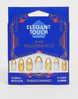 Накладные ногти X Paloma Faith Elegant Touch