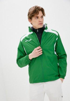 Ветровка Kelme Windproof rain Jacket. Цвет: зеленый