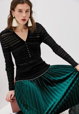 Пуловер Diane von Furstenberg. Цвет: черный