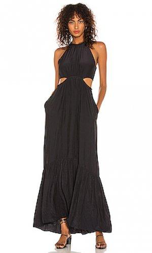 Платье libra A.L.C.. Цвет: черный