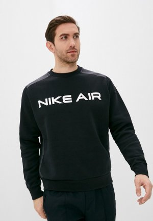 Свитшот Nike M NSW AIR FLC CREW. Цвет: черный
