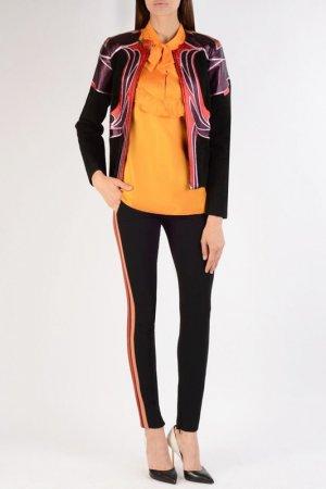 Куртка Gucci. Цвет: черный/фуксия/розовый
