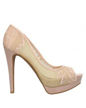 Туфли JESSICA SIMPSON. Цвет: пастельно-розовый