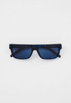 Очки солнцезащитные Arnette AN4278 120280. Цвет: синий