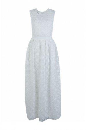 Комплект: блуза, юбка Pinko. Цвет: белый