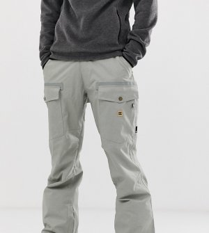 Серые горнолыжные брюки Shoes Code-Серый DC