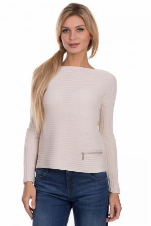 Пуловер Monari. Цвет: розовый