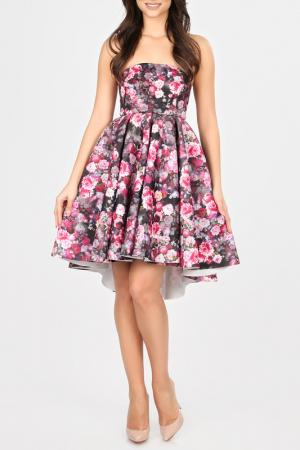 Платье Isabel Queen. Цвет: мультицвет