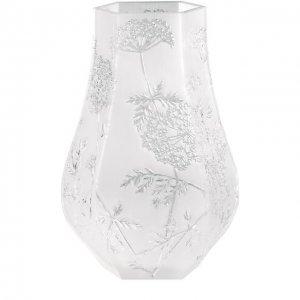 Ваза Ombelles Lalique. Цвет: прозрачный