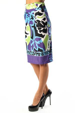 Юбка Analili. Цвет: мультицвет