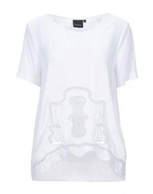 Блузка B.YOUNG. Цвет: белый