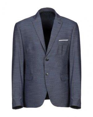 Пиджак FAG. Цвет: синий