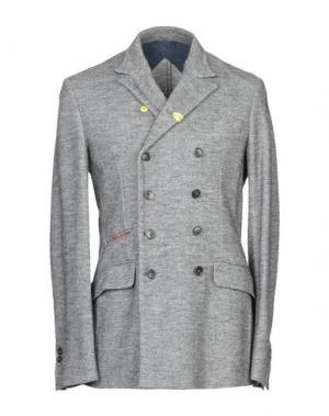 Пиджак GUIDO DI RICCIO. Цвет: серый