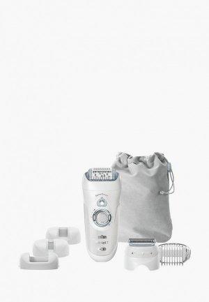 Эпилятор Braun Silk-epil 7 SensoSmart 7/880. Цвет: белый
