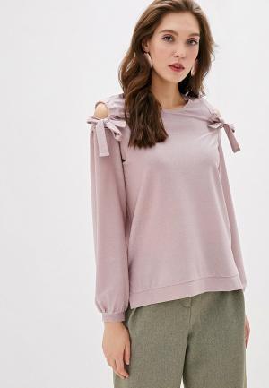Блуза Adzhedo. Цвет: розовый