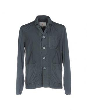 Пиджак PEUTEREY. Цвет: темно-зеленый