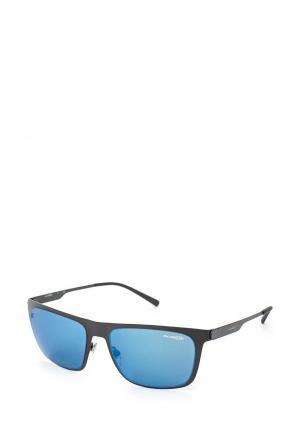 Очки солнцезащитные Arnette AN3076 501/55. Цвет: черный