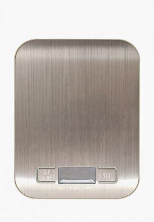 Весы кухонные ZDK S-Kit Home 3, до 5 кг. Цвет: серебряный