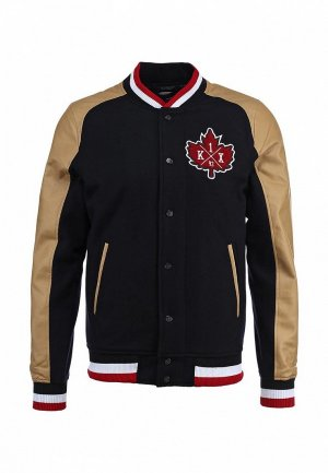 Куртка K1X vintage leatherman  jacket. Цвет: черный
