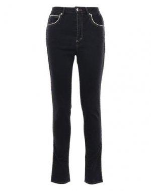 Джинсовые брюки SONIA RYKIEL. Цвет: черный