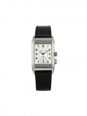 Наручные часы Reverso Memory 2000-х годов Jaeger-LeCoultre. Цвет: серебристый