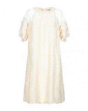 Короткое платье BRIGITTE BARDOT. Цвет: грифельно-синий