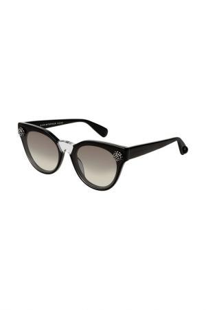 Очки солнцезащитные Christopher Kane. Цвет: 002