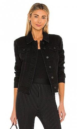 Джинсовая куртка BLANKNYC. Цвет: черный