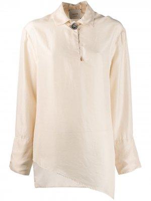 Блузка с асимметричным подолом Alysi