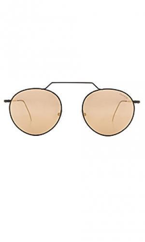 Солнцезащитные очки wynwood ii illesteva. Цвет: черный